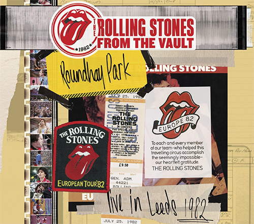 The Rolling Stones Live At Leeds