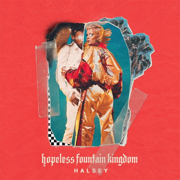 Halsey Emerges From The Badlands To Conquer The Kingdom